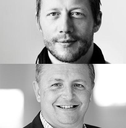 Henrik Rewes & Niels Aarus Michaelsen